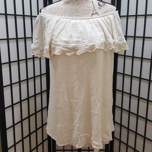 Used Once! Rue21 Off Shoulder Top (XL)